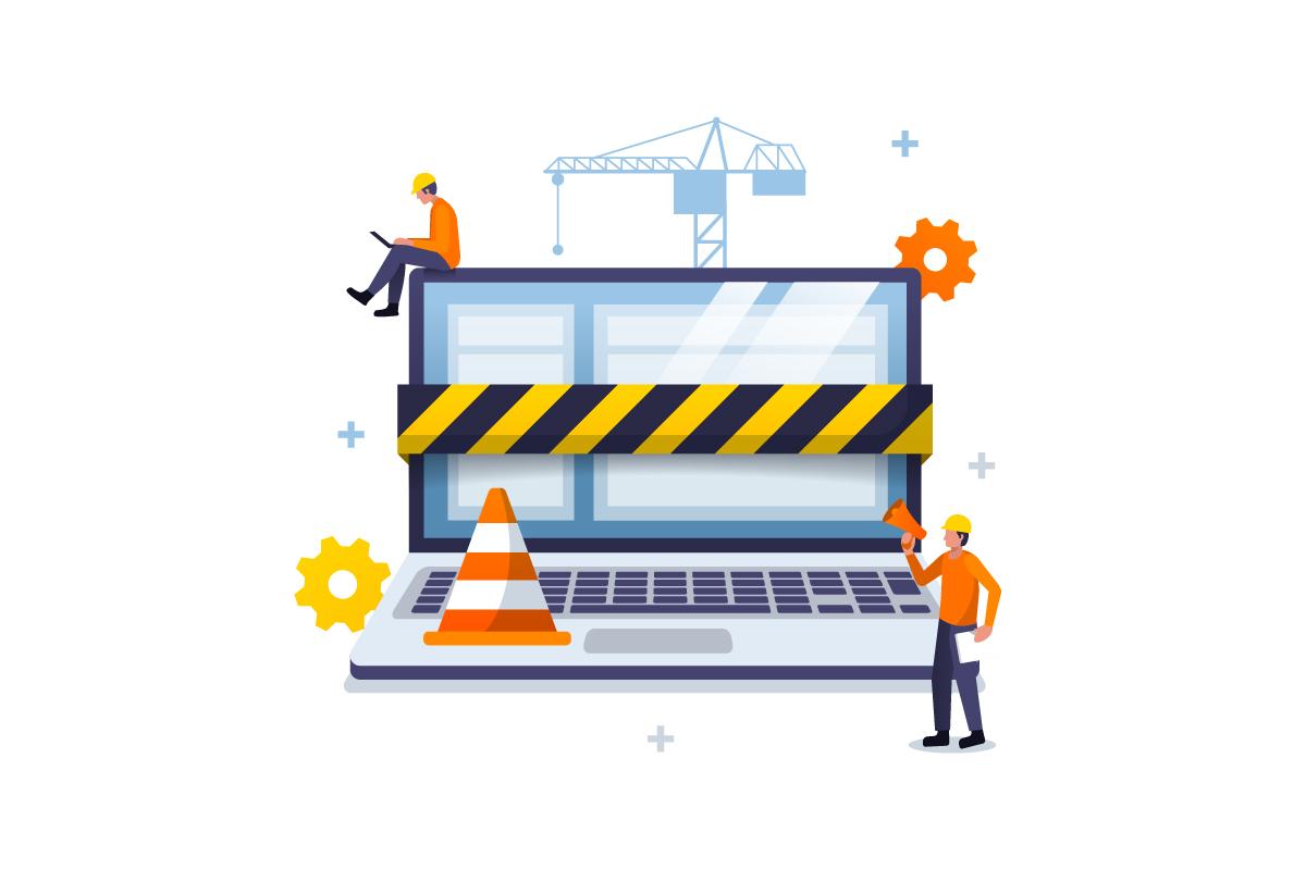 website maintenance services