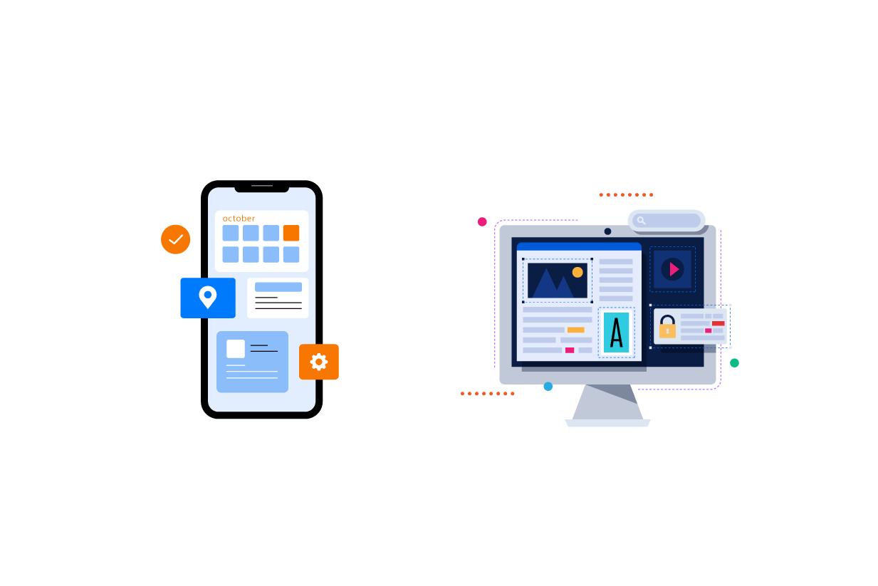 mobile application vs web application
