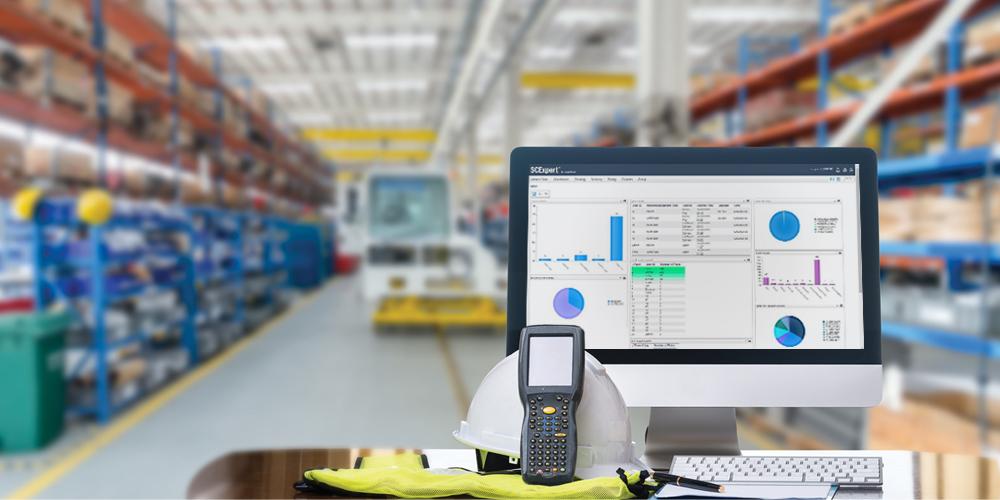 advantage of a warehouse management system.
