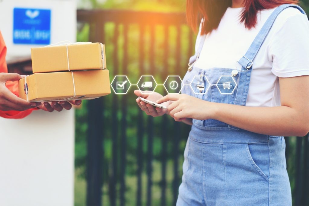 What is eCommerce delivery?