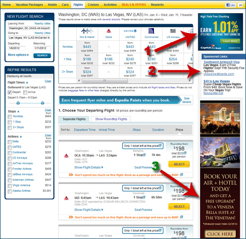 expedia affiliate marketing