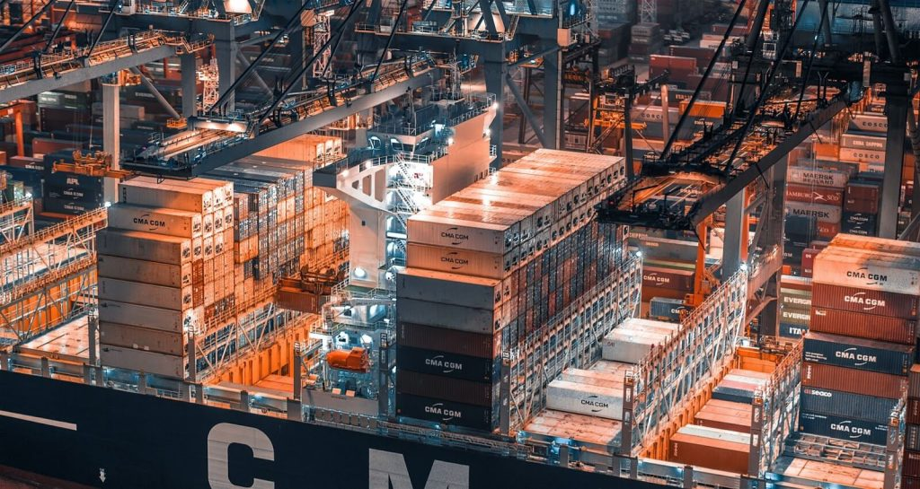 Functions of warehousing in logistics