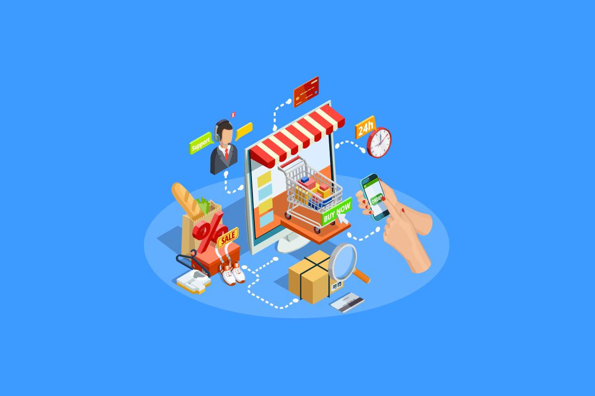 mobile commerce vs eCommerce