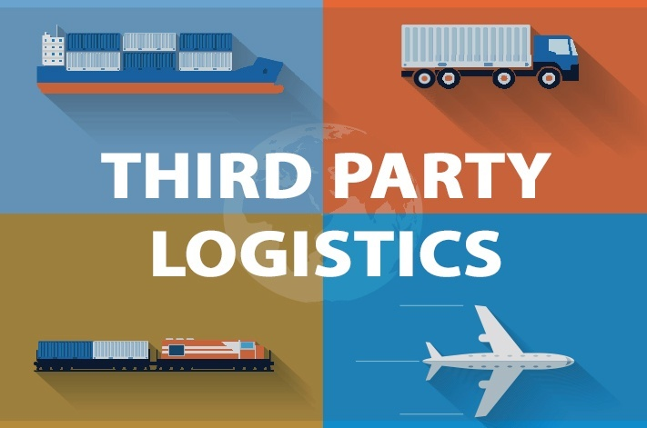 Third-party logistics as one of Order fulfillment options
