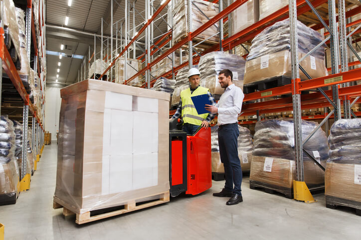 Types of warehousing in logistics