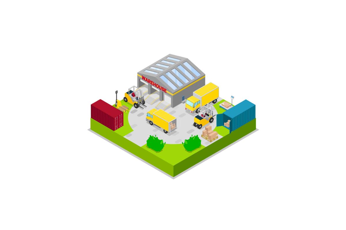 warehousing in logistics