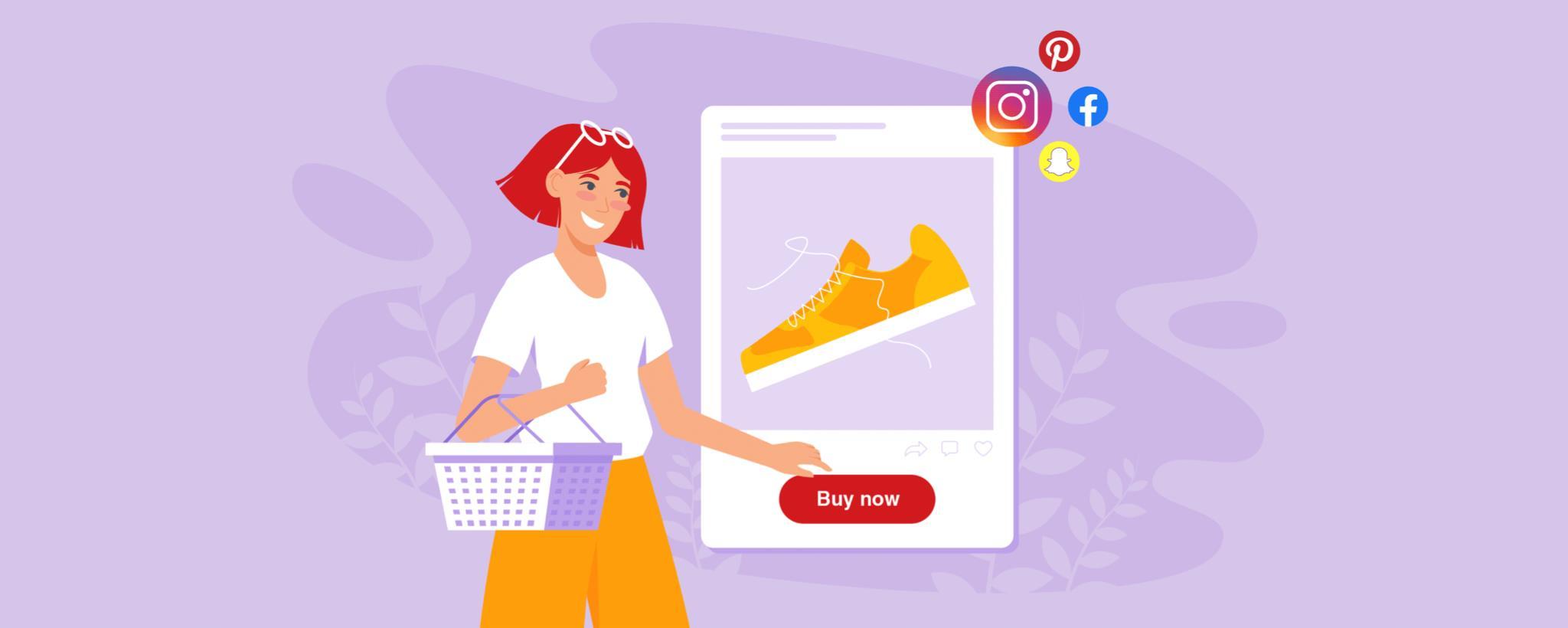 what is a social commerce platform