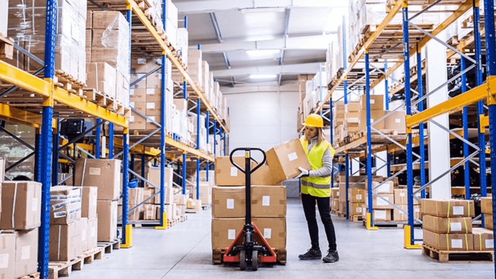 What is warehousing