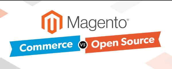 Magento Commerce vs Magento Open-source