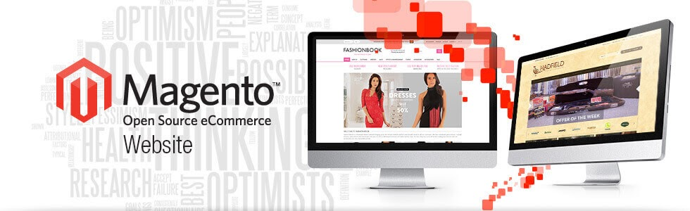 Thiết kế website Magento
