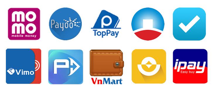 các cổng thanh toán trực tuyến phổ biến