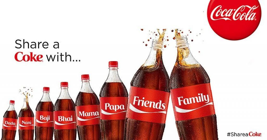 Chiến dịch marketing đáng nhớ nhất của Coca Cola