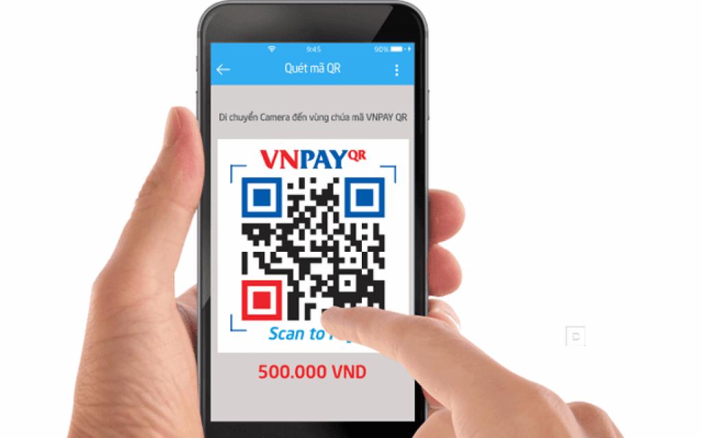 Cổng thanh toán trực tuyến vnpay