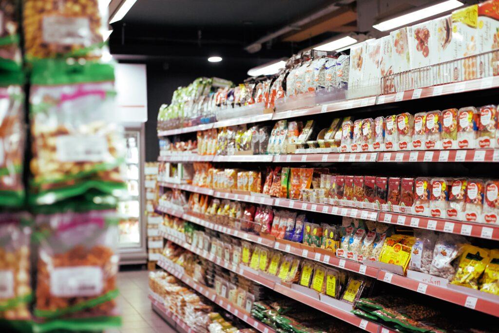 Hệ thống quản lý bán hàng ở siêu thị