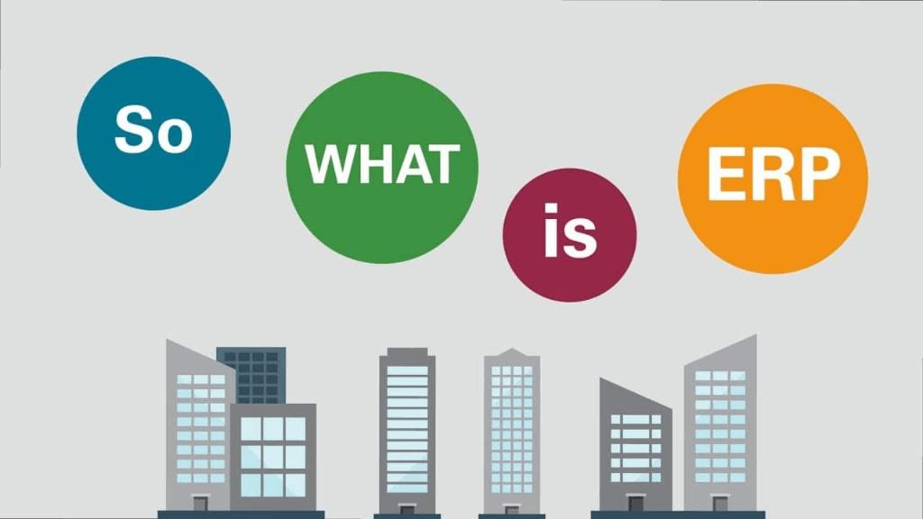 Thế nào là hệ thống quản lý doanh nghiệp?