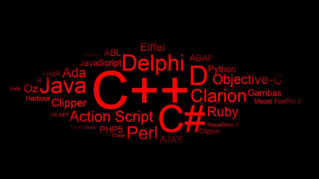 Các ngôn ngữ lập trình web phổ biến
