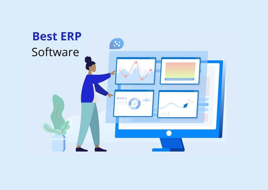 Top best ERP software