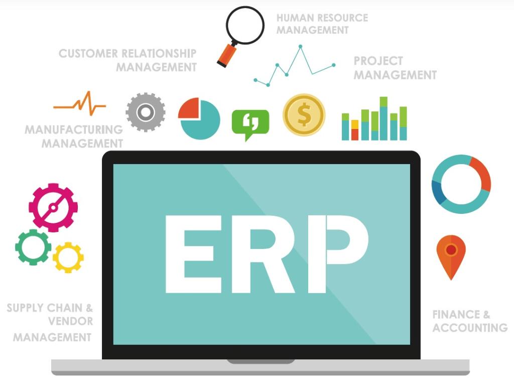 Vai trò của ERP trong hệ thống quản lý doanh nghiệp