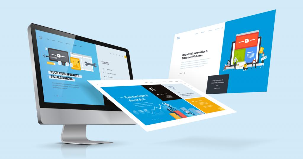 Các công ty thiết kế website tại Hà Nội