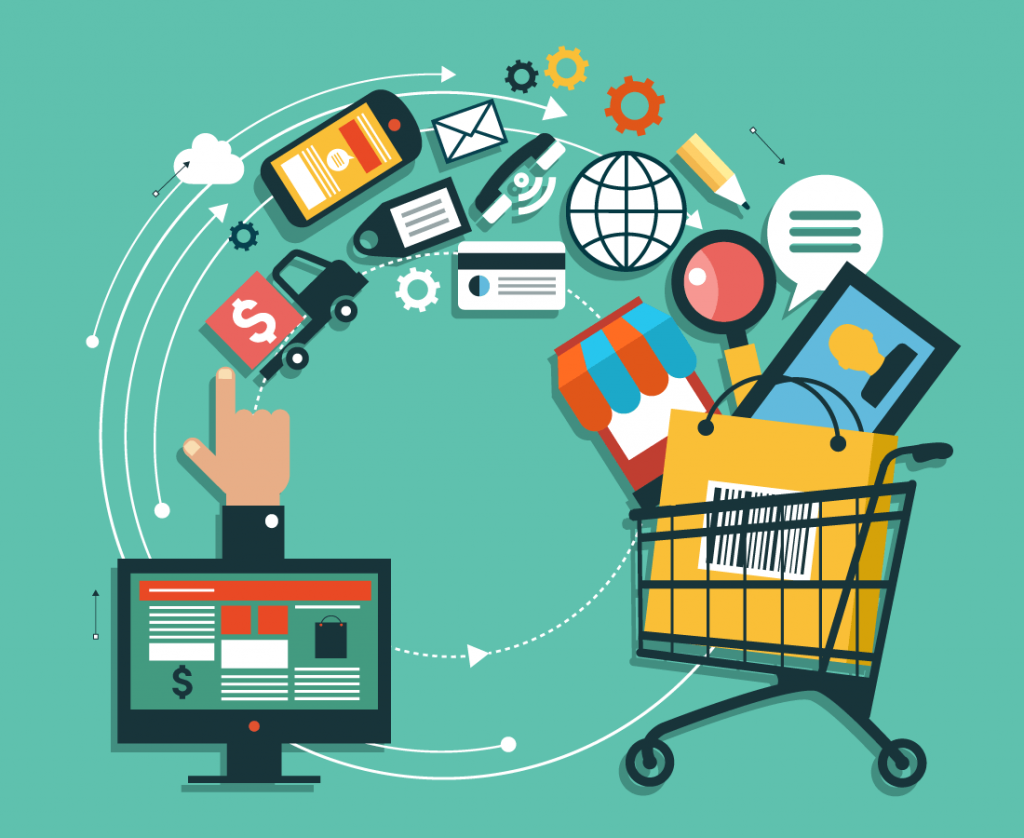 How to create an online marketplace like Ebay