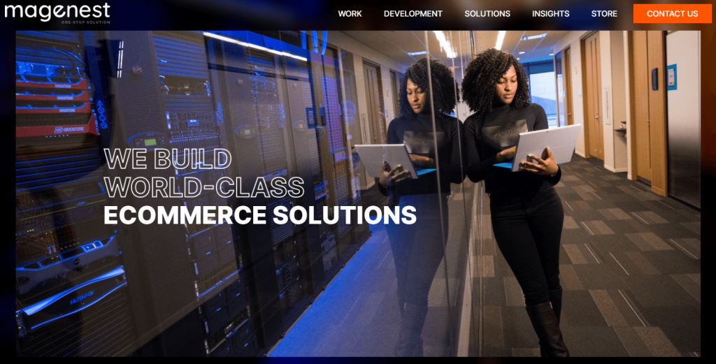 Magenest Best eCommerce website development company