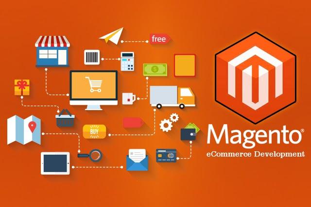 Nền tảng thương mại điện tử Magento