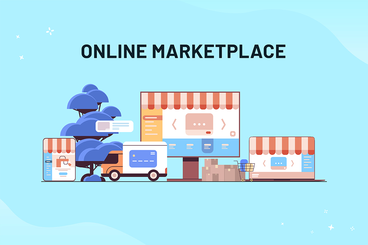 How to create an online marketplace like top eCommerce platform