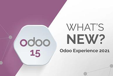 Odoo 15 - Các tính năng và cập nhật mới được mong chờ nhất