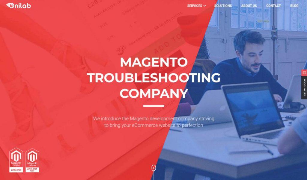 Onilab - Top Magento web development companies