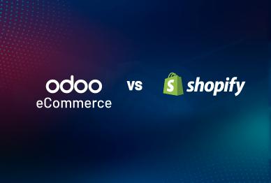 Odoo eCommerce vs Shopify