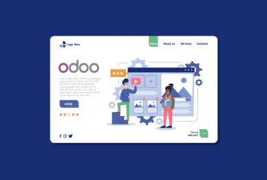 Odoo 15 Website Builder: Cập nhật tính năng hoàn toàn mới - Tốt hơn WordPress?